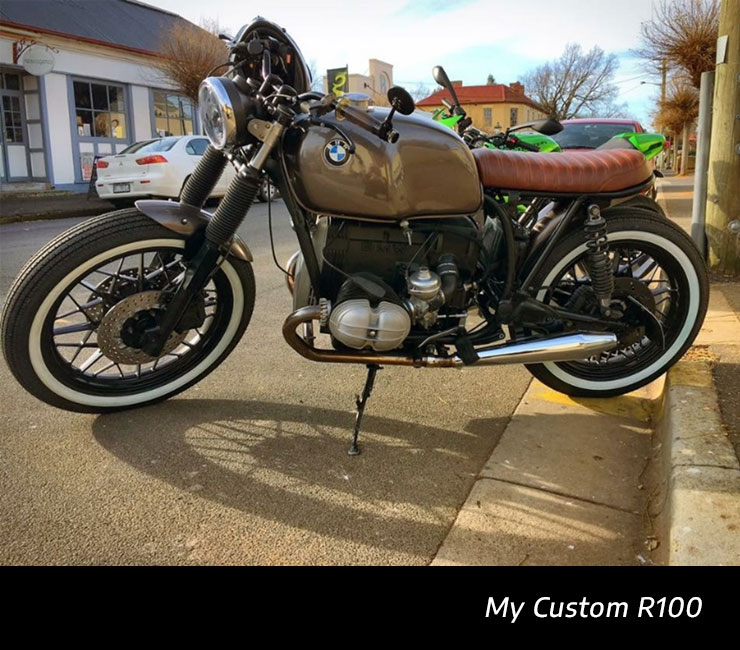 My Custom R100
