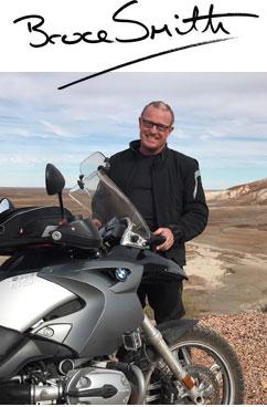Bruce Tasmanian Motor Cycles